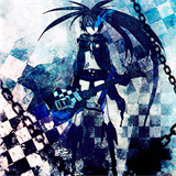 Black Rock Shooter OVA Cd1