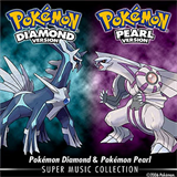 Pokemon Diamond y Pear ost